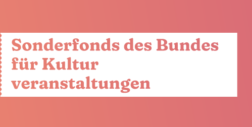 Sonderfonds Kulturveranstalter